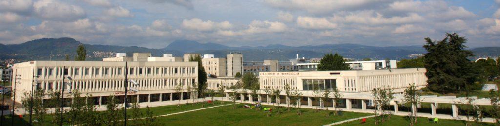 Campus des Cezeaux.